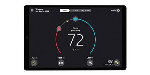 lennox smart thermostat. lennox icomfort s30 smart thermostat i