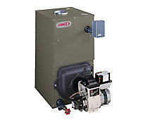 Oil-Fired Water Boilers